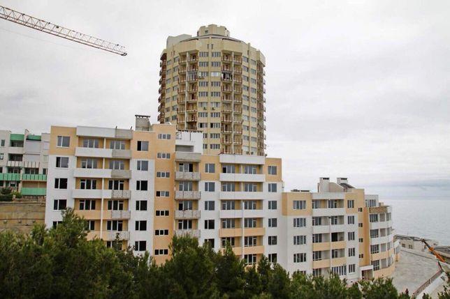 Продажа или обмен ЮБК Крым п Парковое 1- комн. апартаменты у моря