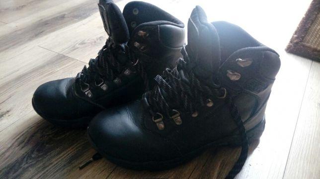 Gelert Leather Buty trekkingowe