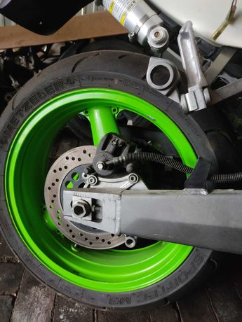 Kawasaki zx9r zxr 900 9 koło tył felga kompletna