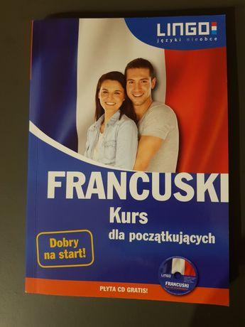 Francuski książka