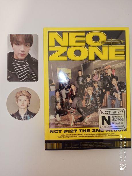 Sprzedam album Nct 127 Neo Zone ver. N