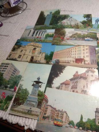 Продам цветные открытки старой Полтавы
