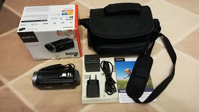 Kamera SONY HDR-CX330E