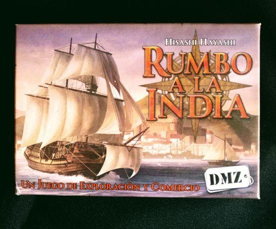 Sail to India - Jogo de Tabuleiro