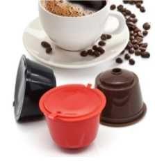 Capsulas de café reutilizáveis