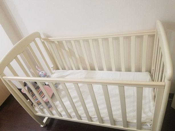 кровать детская белая Верес Соня