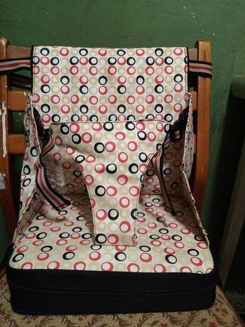 Детская сидушка для кормления  на стул