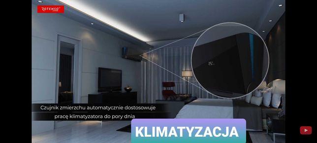 Klimatyzacja do Domu Biuro Mieszkania. Pompa Ciepla