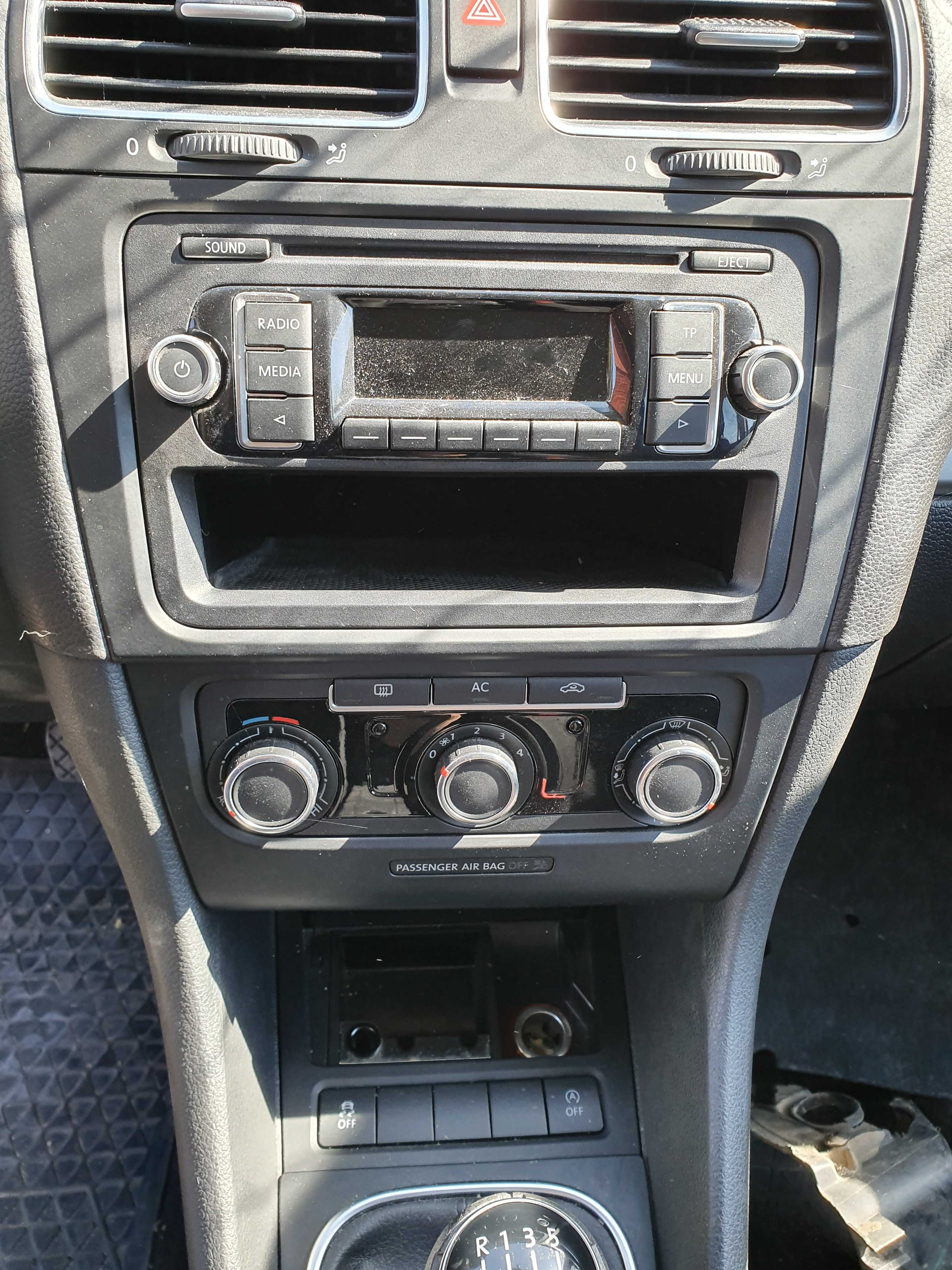 Radio oryginalne VW Golf Jetta Passat