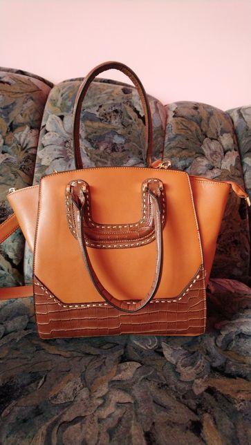 Kuferek torebka damska