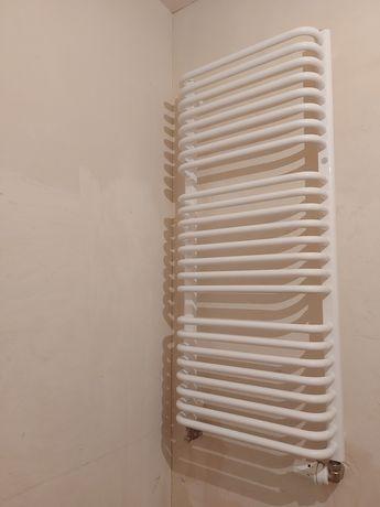 Grzejnik łazienkowy kaloryfer Instal projekt 50 x 117 praktycznie nowy
