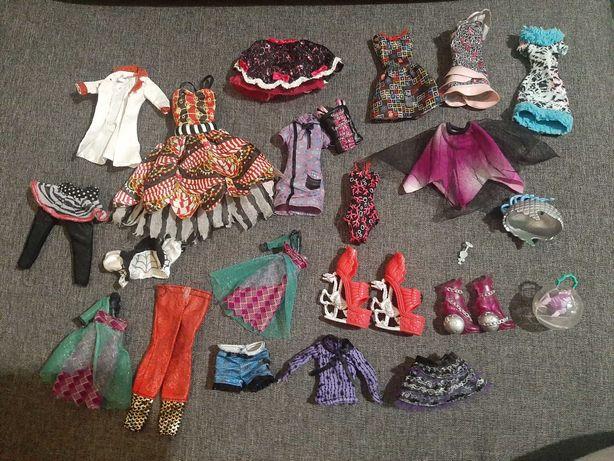 Одежда и мебель для монстер хай, куклы.