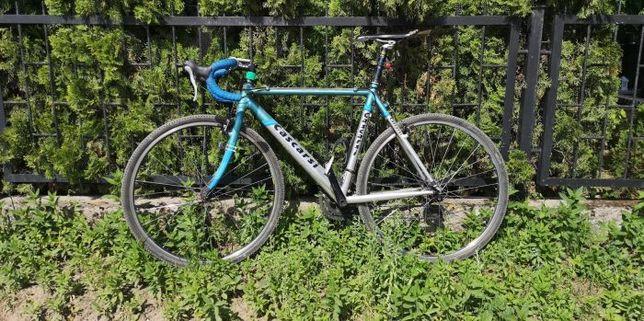 Przełajówka przełaj Cyclocross Cascarsi gravel kolarzówka
