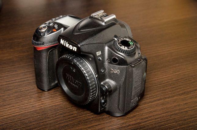 Body Nikon D90