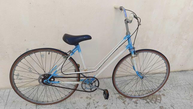 Bicicleta Pasteleira senhora (tipo urbana)