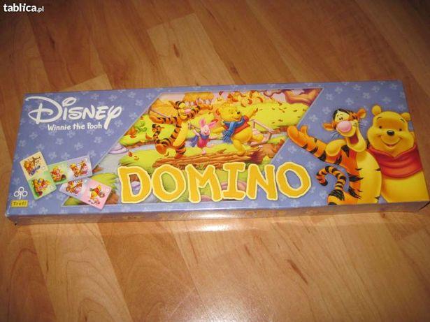 Trefl - Domino Kubuś puchatek-disney