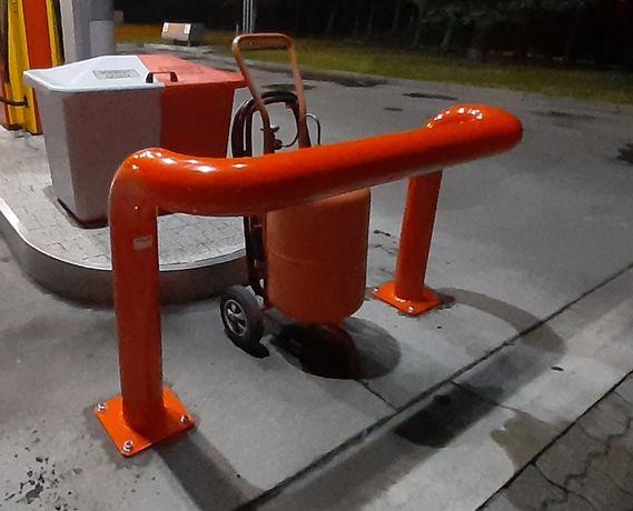 Odbojnice Odbojnica Stacje Stacja Benzynowe Paliwowe Dystrybutor
