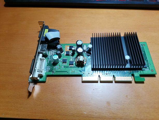 Placa Gráfica GeForce 6200 DDR2 256MB 8X
