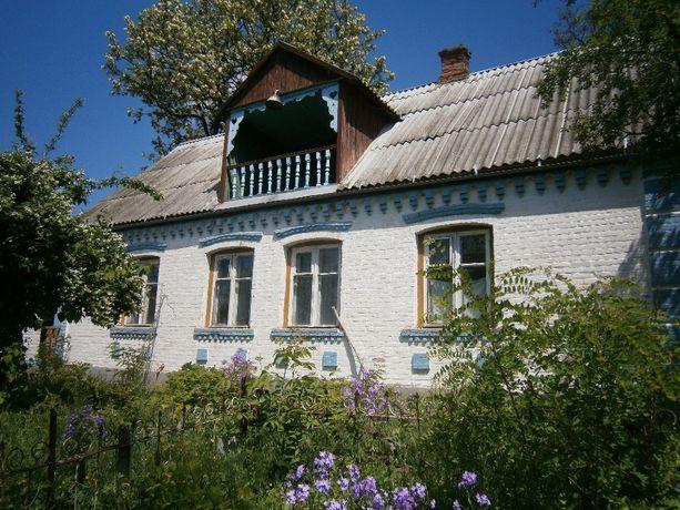 Дом на берегу реки в Новоукраинке на улице Розы Люксембург