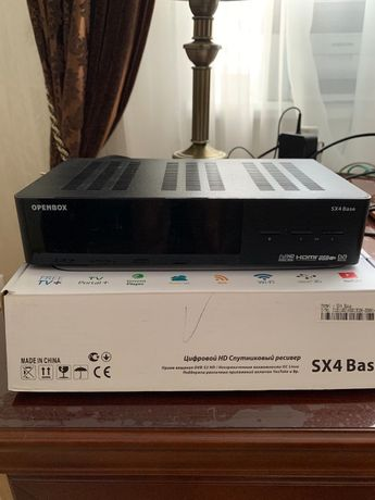 Openbox SX4 Base HD