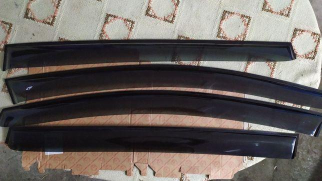 Вітровики,дефлектори вікон Тойота версо.