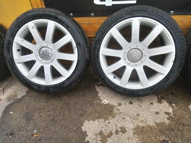 "Alufelgi Felgi Audi VW SEAT SKODA VAG 18"" 5x112"