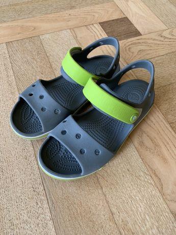 Кроксы Crocs оригинал идеальное состояние