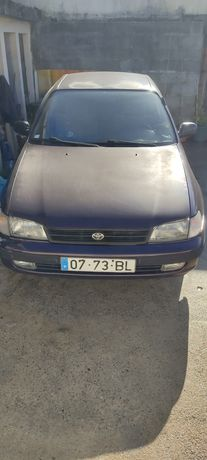 Toyota Carina E gasolina e GPL de 1992