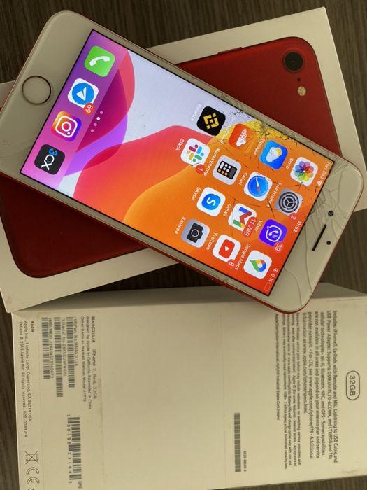 Iphone 7 32 Product RED Neverlock Запорожье - изображение 1