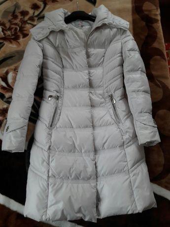 Куртка зимняя S женская