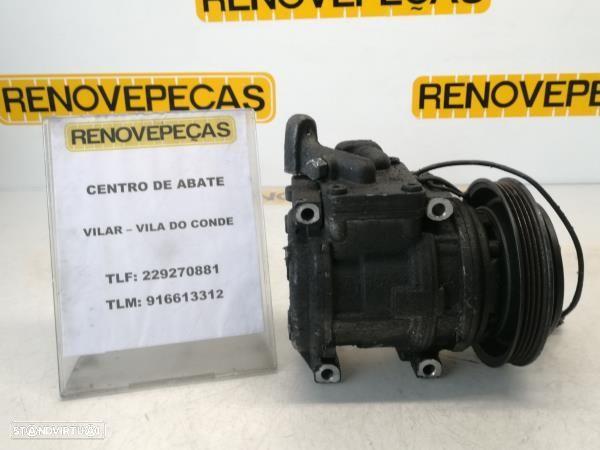Compressor Do Ar Condicionado Kia Shuma (Fb)
