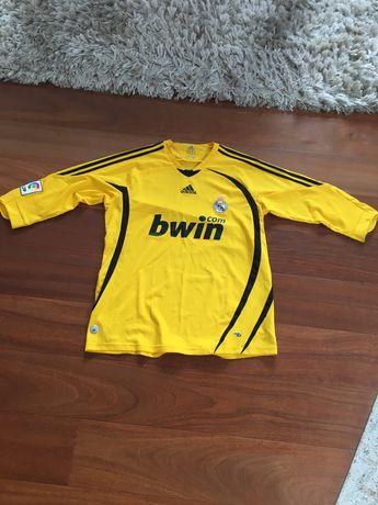 Koszulka Bramkarska Real Madryt