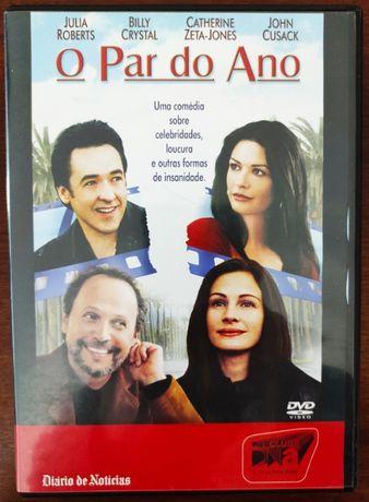O Par do Ano - America's Sweethearts - 2001 - DVD