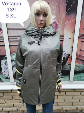 Демисезонная куртка Vo-tarun (ветровка, бомбер)
