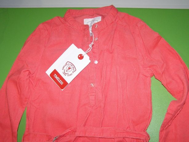 Нова туніка-сорочка Chicco на зріст 110