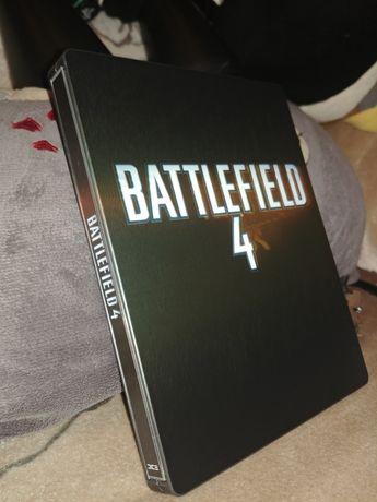 Nowy steelbook Battlefield 4 G2 folia