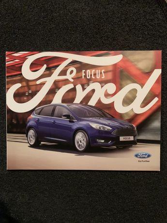 Prospekt Ford Focus