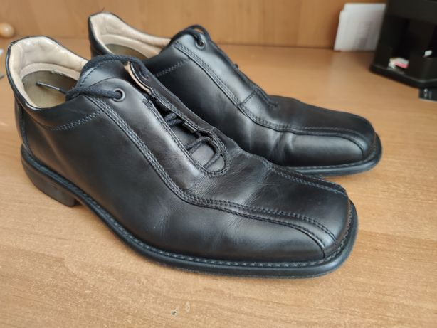 Туфли итальянские кожанные