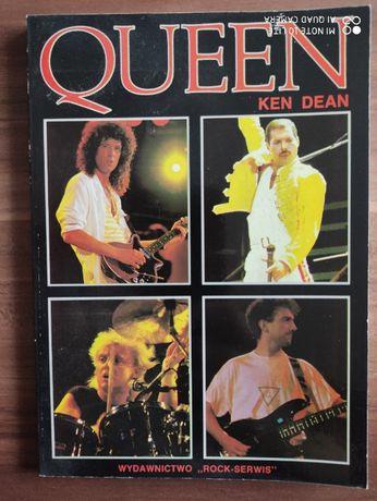 Queen Ken Dean biografia
