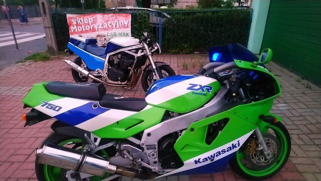 Kawasaki Zxr 750 89r