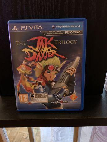 Gra Ps vita  The jak daxter trilogy
