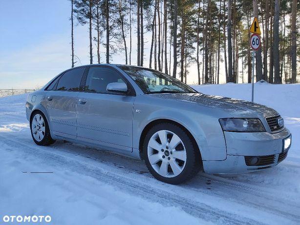 Audi A4 Audi A4 B6 1,9 TDI Sline sedan skóra REZERWACJA