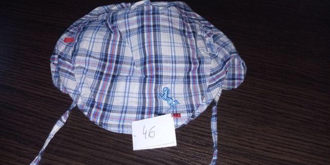 Kaszkiet dla chłopca 46
