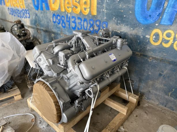 Двигатель ЯМЗ-238М2 240л.с для ХТЗ трактор Т-150