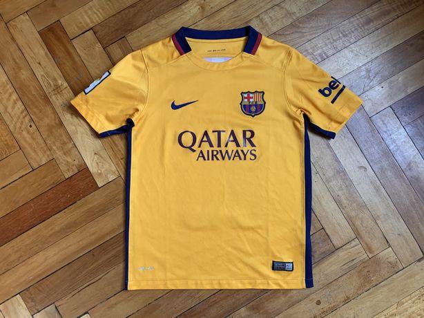 Детская крутейшая футбольная футболка Nike FC Barcelona оригинал
