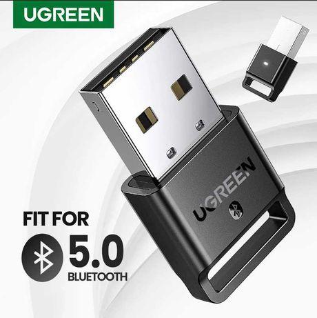 UGREEN USB Bluetooth 4.0 Dongle aptx адаптер совместим с Bluetooth 5.0