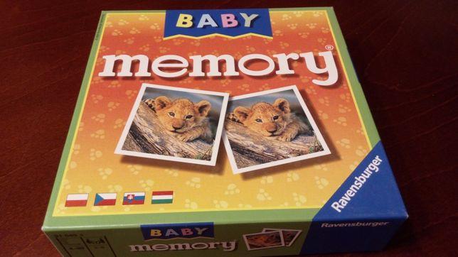 Gra pamięciowa Memory Baby Ravensburger