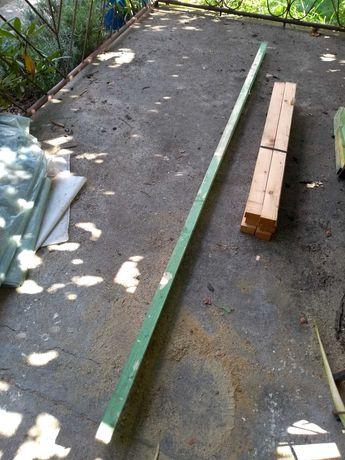 Łaty drewniane iglaste