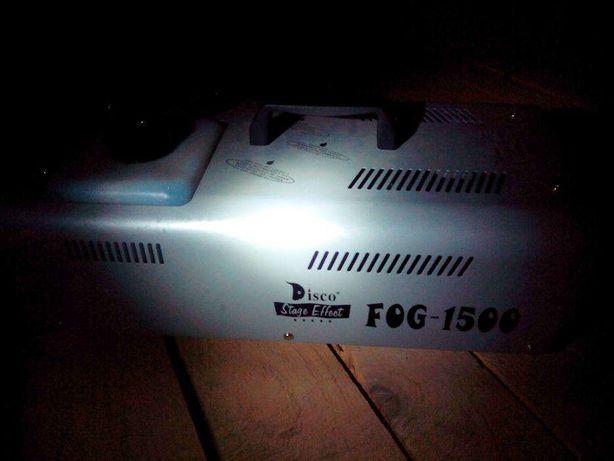 Дим машина ROBE FOG 1500 FT - 1шт