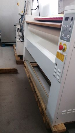 Calandra máquina de secar e lavar roupa industrial